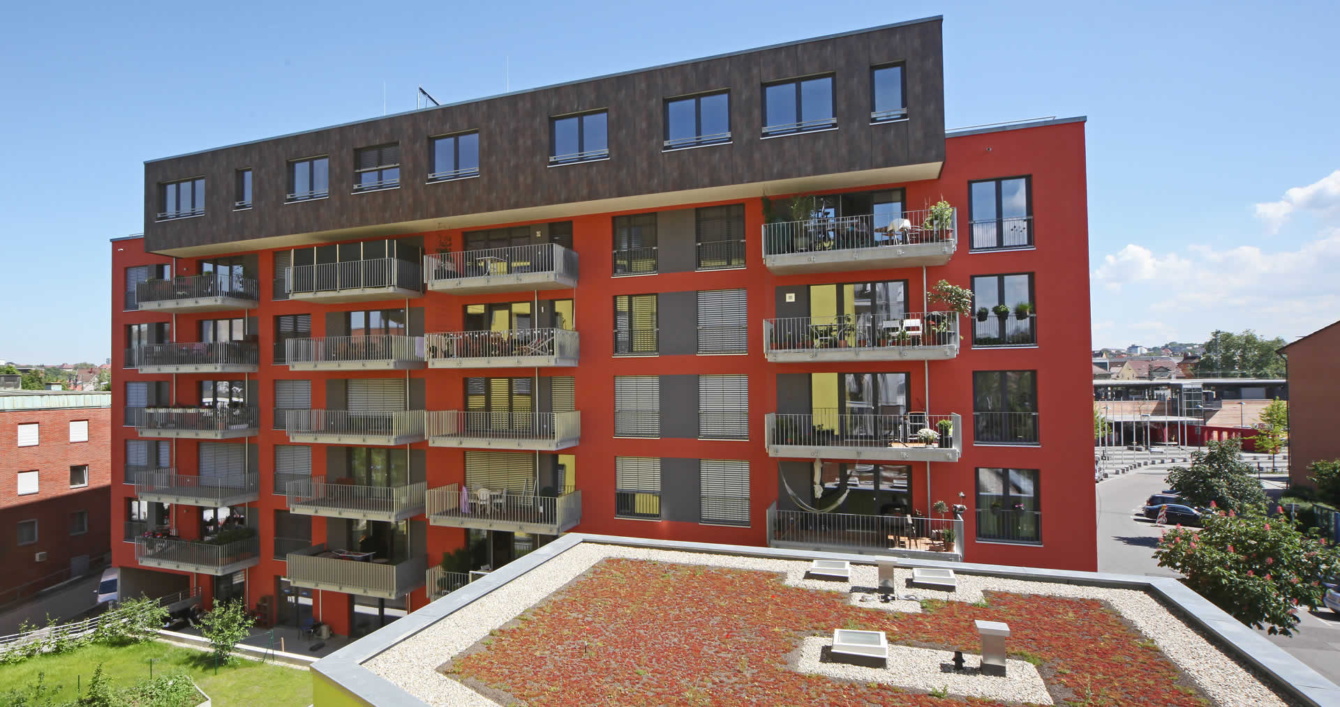 Friedel Lofts Neubau