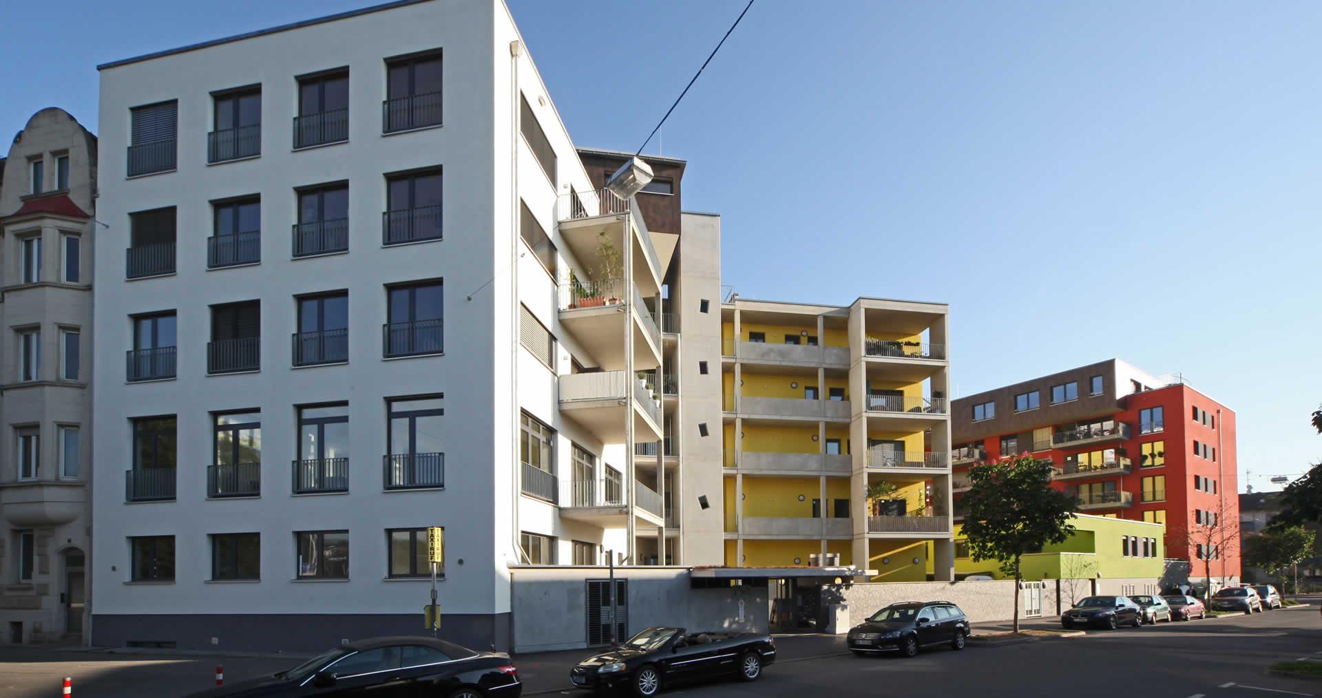 Friedel Lofts Mercedesstraße