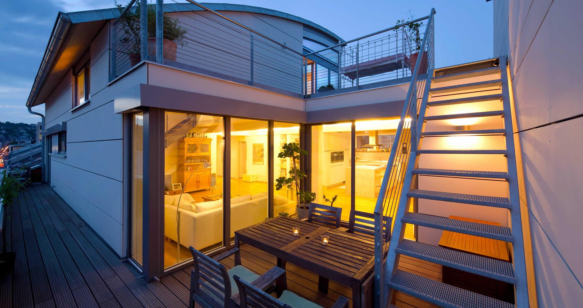 Silberado Stuttgart Penthouse