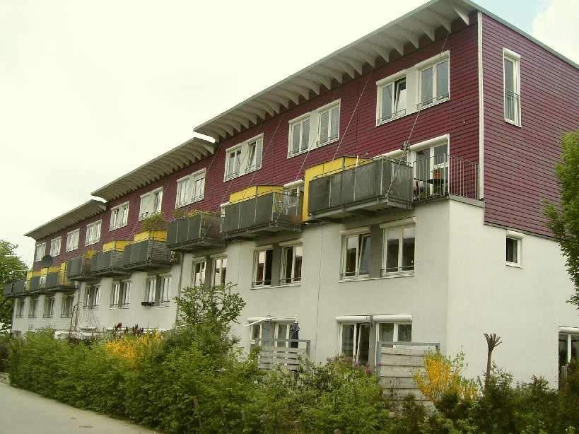 Burgholzhof Stuttgart Westseite